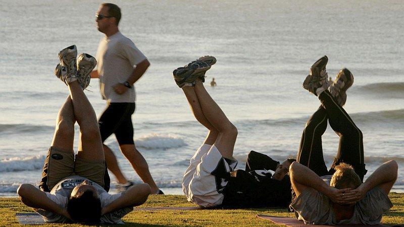 I benefici poco discussi dell'esercizio fisico (Foto: Reuters/Will Burgess)