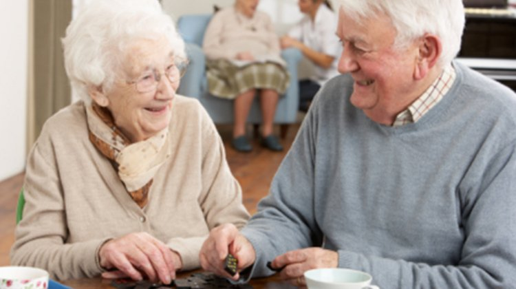 care home social interaction