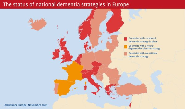dementia strategy europe 2016