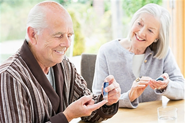 diabetes during middle age may cause dementia later on