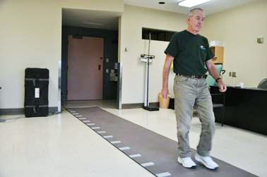 gait predicts cognitive decline