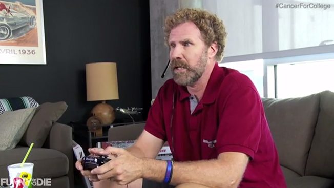 will ferrell on video games
