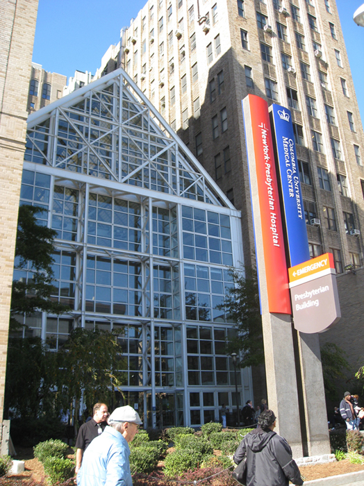 Medical Center Columbia University New York